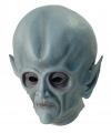 Alien masker met mega hoofd