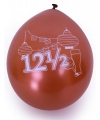 Feest Ballonnen 12,5 jaar