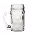 Bierpul Oktoberfest 0,4 liter 3 stuks
