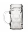 Bierpul van een halve liter