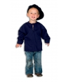 Blauwe boerenkiel voor kinderen