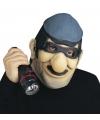 Masker boef met bril