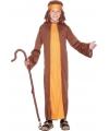 Bruin herders kostuum voor kids