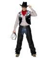 Cowboy kleding voor heren