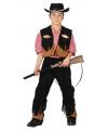 Verkleedkleding Cowboy kostuum jongens