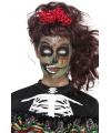 Day of the Dead schmink set zombie skelet