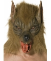 Eng wolven masker voor volwassenen