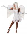 Engel jurkje wit dames