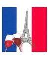 Franse servetten 50 stuks