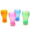Limonade/ranja glas met licht