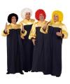 Gospel kostuum voor volwassenen
