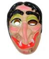 Halloween heksenmasker Ambrosia