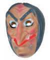 Halloween heksenmasker Darcy