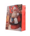 Kerst cadeau tas kerstman 72 cm type 2