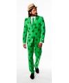 Sint patricksday kleding/ kostuum heren