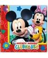 Mickey Mouse servetjes 20 stuks