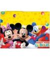 Mickey Mouse tafelkleden 120 x 180 cm