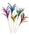 Palmboom prikkertjes 100 stuks