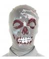 Morpsuit masker van een zombie