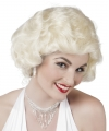 Pruik look a like Marilyn Monroe