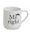 Koffie beker Mr Right