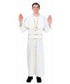 Feest Paus kostuum