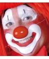 Rode clownsneuzen