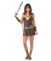 Romeins gladiator jurkje voor dames