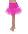 Roze tule rokje voor meisjes