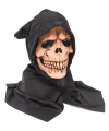 Halloween doodshoofd masker