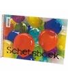 Tekeningenboek wit A4 Ballon