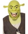 Shrek masker voor volwassenen