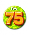 Speldje I am 75