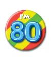 Speldje I am 80