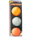 Kampioenen buttons 3 stuks