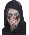 Horror make-up wit