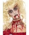 Zombie littekens en bloed set