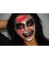 Vrouwen zombie masker